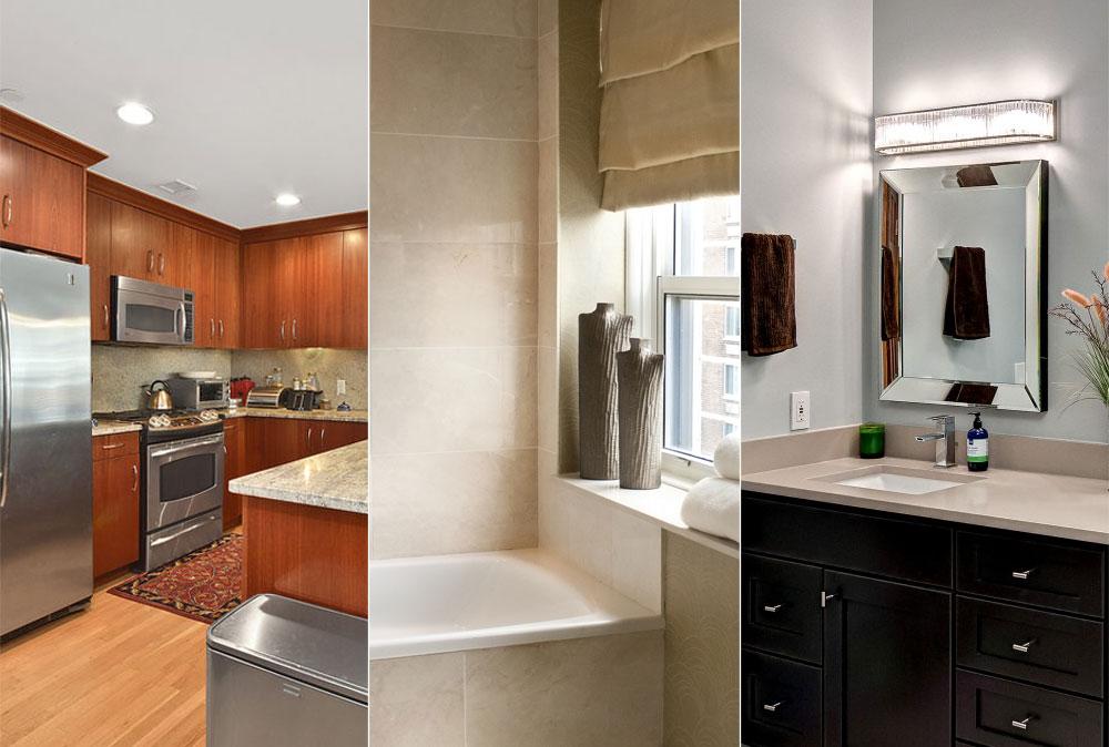 Aria Condominium Finishes