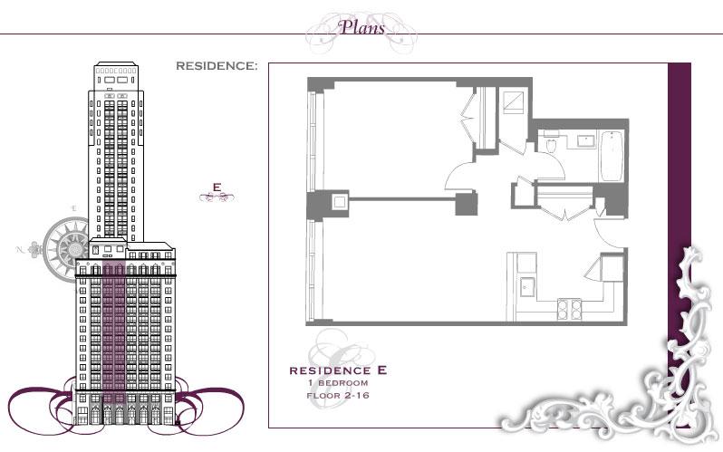 Residence E
