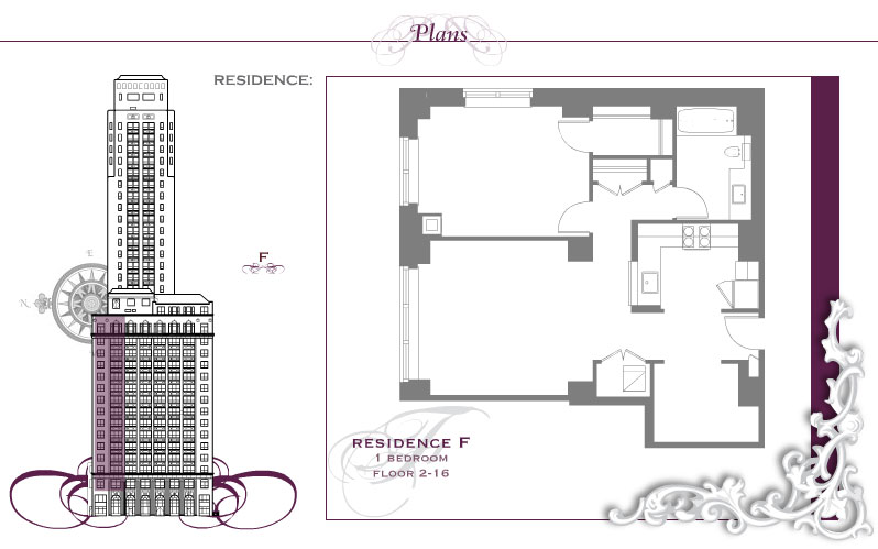 Residence F