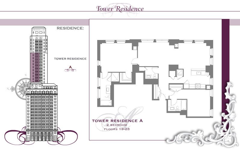 Tower Residence A