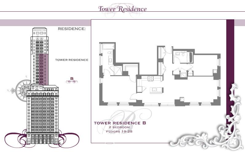 Tower Residence B